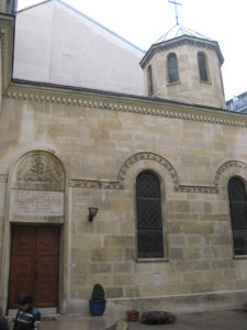 Biserica apostolică armeană Sfânta Hripsime